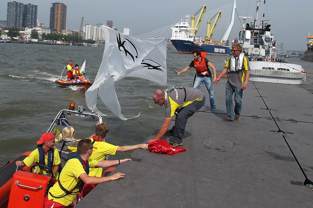 Rotterdam havendagen vliegershow 1
