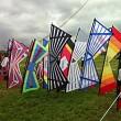 Het eerste vliegerfestival Emmeloord