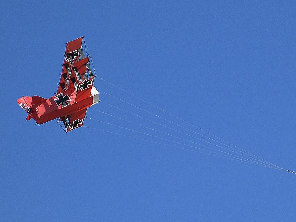 Drachten_Vliegerfestival_Red Baron