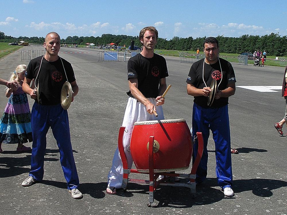 Drachten_Vliegerfestival_orkest