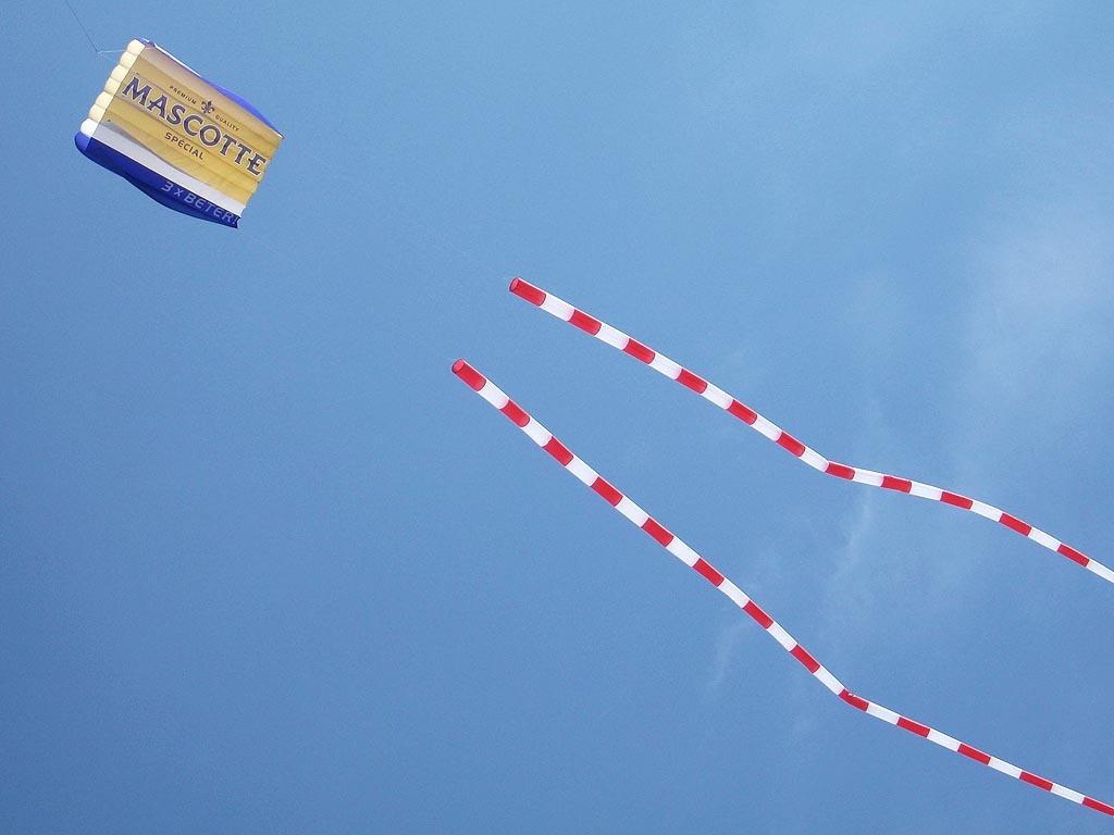 mascotte kite