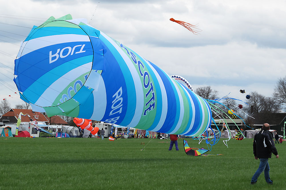 Mascotte-vlieger-turbine